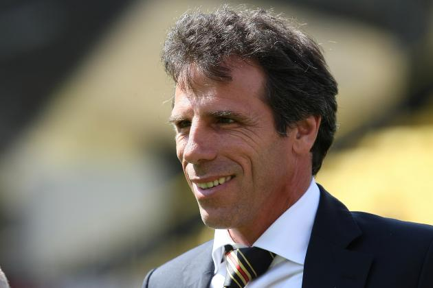 B/R Exclusive: Gianfranco Zola Talks Mario Balotelli and Cesare Prandelli