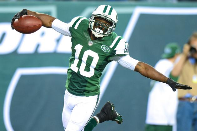 Santonio Holmes Injury: Update on Jets WR's Hamstring