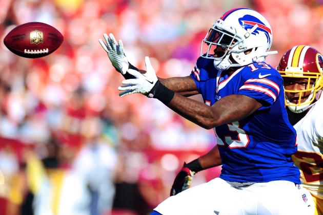 Stevie Johnson Injury: Updates on Bills WR's Groin and Recovery