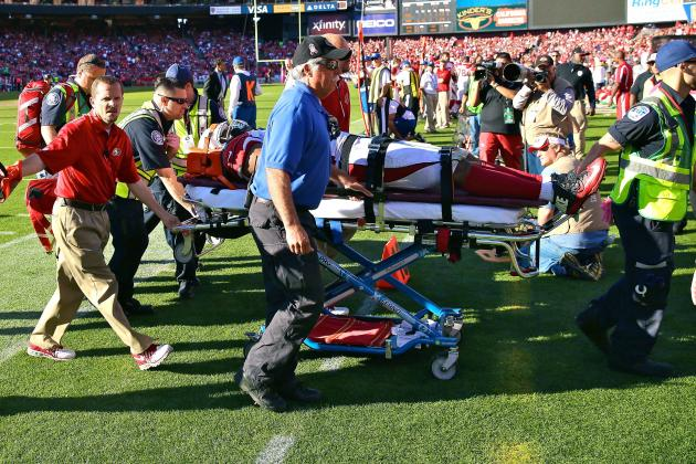 What Is Medical Care Like on an NFL Sideline?