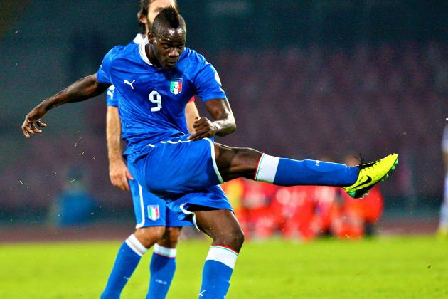 Italy 1-1 Germany: International Friendly as It Happened