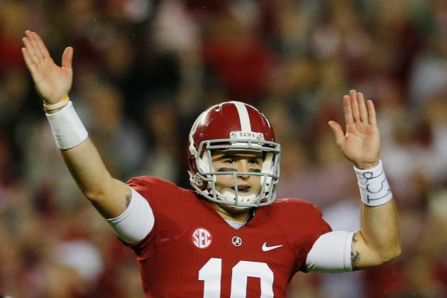 College Football Picks Week 12: How Top-Ranked Contenders Will Fare Saturday