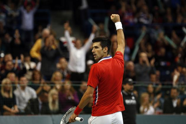 Novak Djokovic Must Use Davis Cup to Continue Building Momentum for 2014
