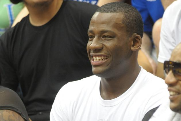 Cliff Alexander More Than a Consolation Prize for Kansas in Okafor Sweepstakes