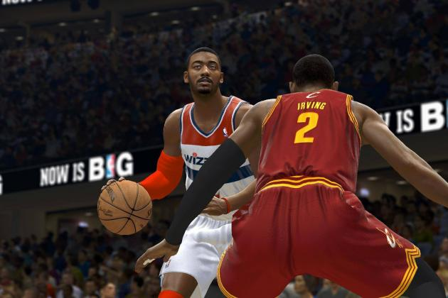 NBA Live 14: Release Date, Features and Preview
