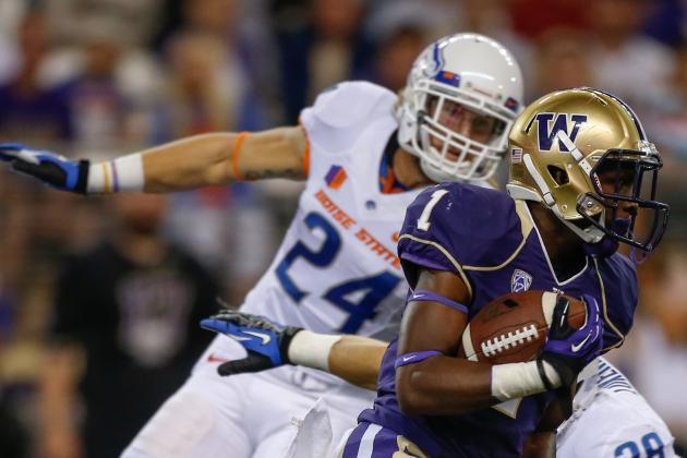 Boise State Football Team's Defense Yielding 1990s-Era Numbers