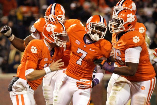 Clemson Remains in BCS Contention