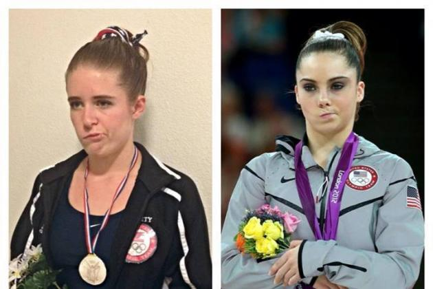 McKayla Maroney: Leslie Barrett Shows Spirit in Adversity by Mocking Olympian