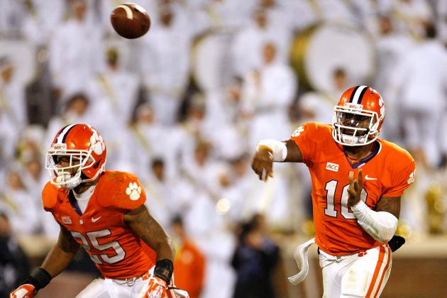Clemson Offense 'playing Best Ball' with 154 Points in Last Three Games