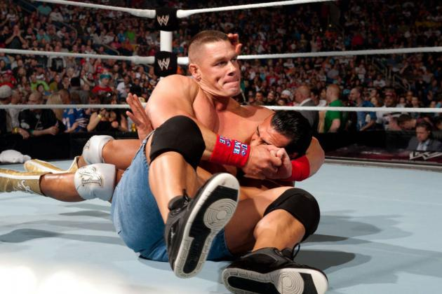 John Cena vs. Alberto Del Rio Will Be Doomed by Predictability