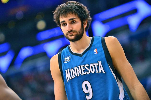 How Good Would Ricky Rubio and Minnesota Timberwolves Be If He Could Shoot?