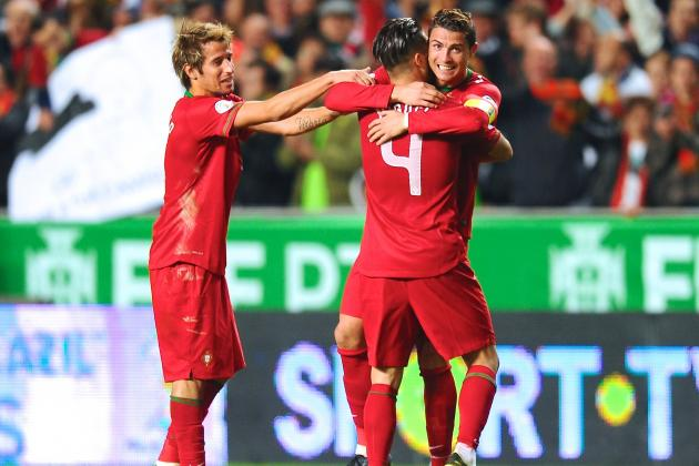 Portugal vs. Sweden: Score, Grades and Analysis