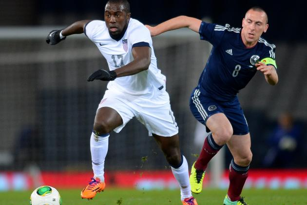 Scotland vs. USA: Score, Grades and Post-Match Reaction