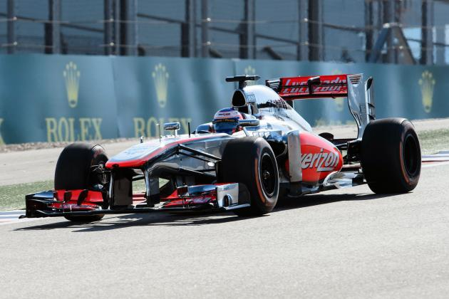 Button Handed Grid Penalty for Red Flag Infringement