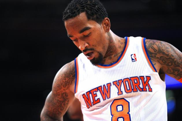JR Smith Fined $25,000 for Twitter Beef with Brandon Jennings