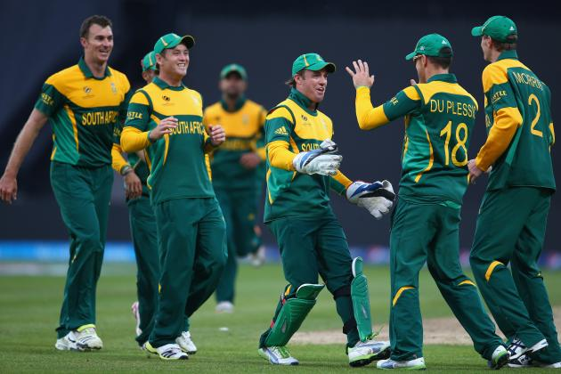 Pakistan vs. South Africa, T20 Series 2013: Scorecard and Recap from Dubai