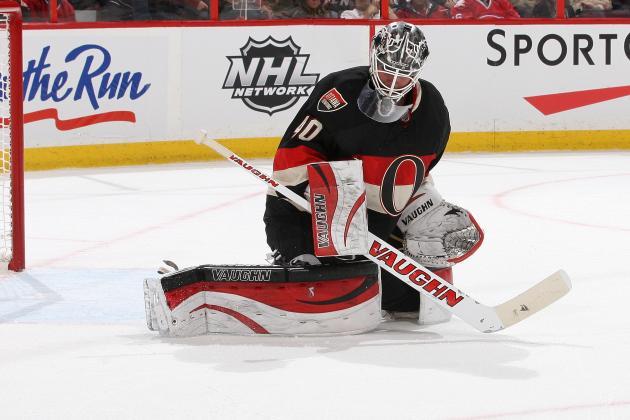 Robin Lehner Adamant Ottawa Senators Have No Goalie Controversy