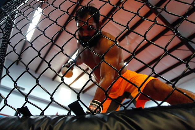 UFC 167: Breaking Down Georges St-Pierre and Johny Hendricks' Contrasting Styles