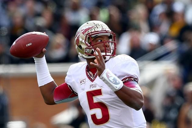 Jameis Winston Allegations Won't Distract FSU, at Least Not Against Syracuse