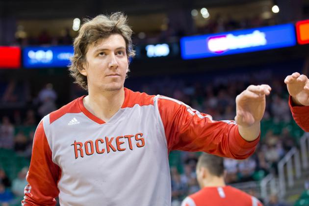 Omer Asik Needs to Be Traded from Rockets to Progress Promising NBA Career