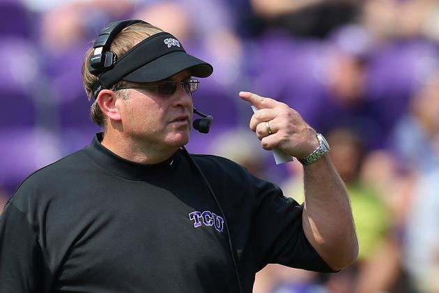 Surging Kansas State Wildcats Welcome Back TCU's Gary Patterson on Saturday