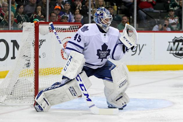 Live: Toronto Maple Leafs vs. Buffalo Sabres