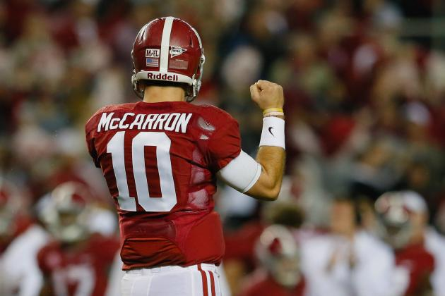 Alabama vs. Mississippi State: Top Storylines to Watch in SEC Clash