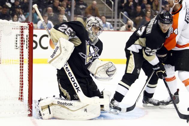 Penguins Beat Predators 4-1