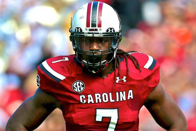 Jadeveon Clowney Signs with BC Sports over  Jay-Z's Sports Agency