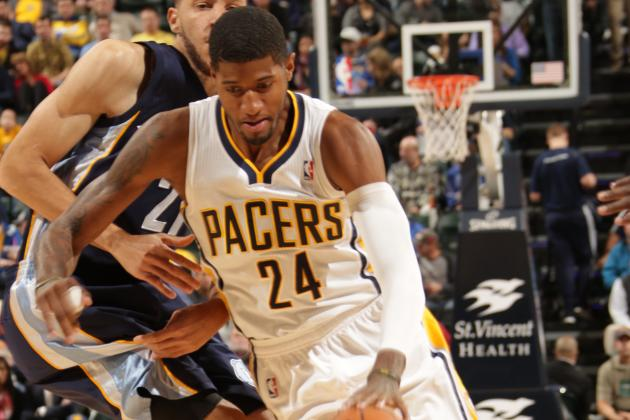 Six Pacers Named on All-Star Ballot