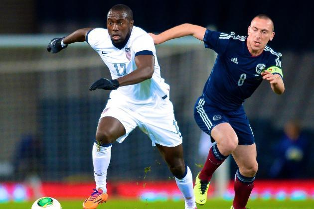 Scotland vs. USA: Score, Grades and Post-Match Reaction
