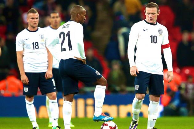 Chile Masterclass Brings England's 'Lack of Identity' Issues to the Fore