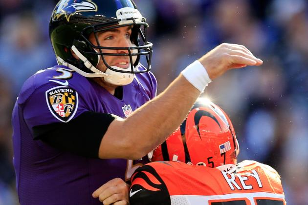 Why the Baltimore Ravens Are Still Alive in the AFC Playoff Picture