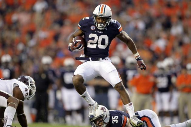 Georgia vs Auburn: Highlighting Top Impact Players in Saturday's SEC Showdown
