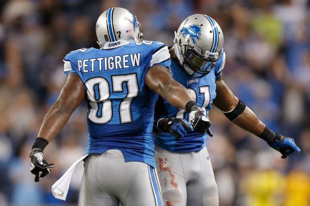 Pettigrew Showing Consistency for Lions