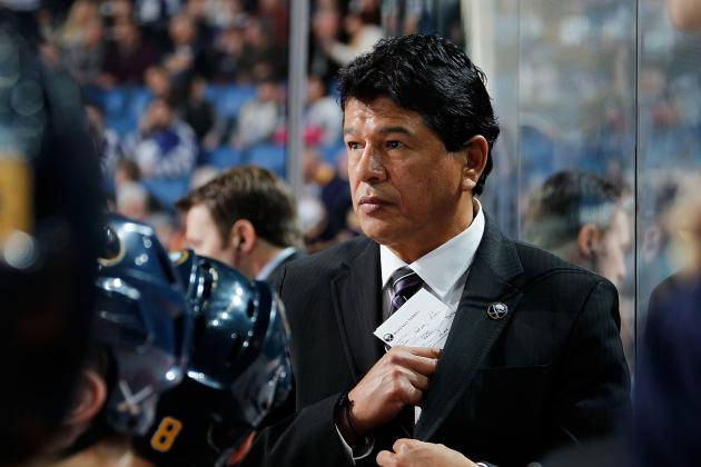 Ted Nolan Wins in Return to Buffalo Bench