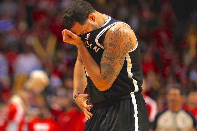 Deron Williams Injury: Updates on Nets Star's Ankle and Return