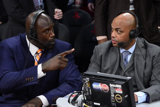 Charles Barkley, Matt Barnes and Who Gets the Last Word on the N-Word