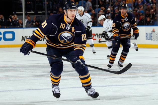 Ehrhoff Says Sabres 'definitely Felt Like a Different Team' Friday