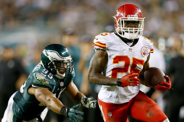 Why Jamaal Charles Is the NFL's True Top Running Back
