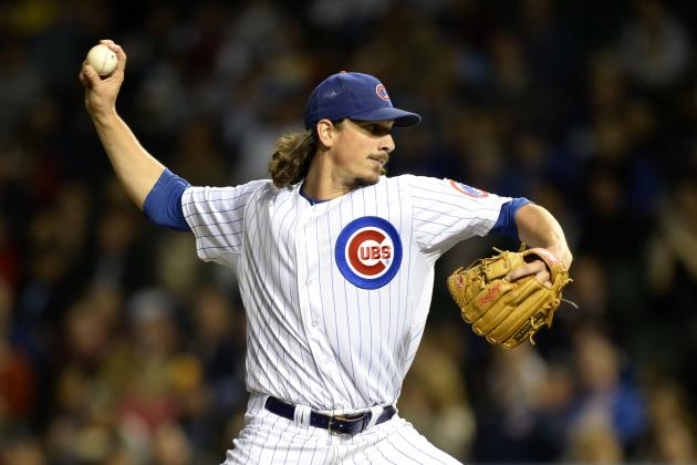 Cubs Have Talked to Jeff Samardzija About an Extension