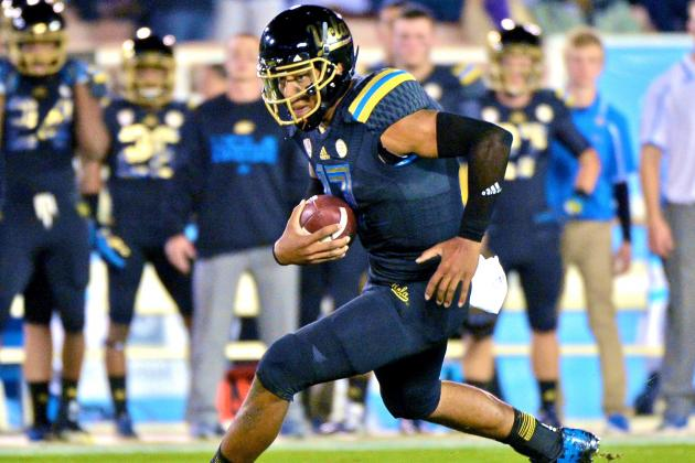 Washington vs. UCLA: Live Score and Highlights