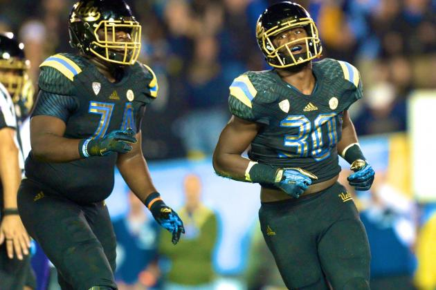 Washington vs. UCLA: Live Score and Highlights
