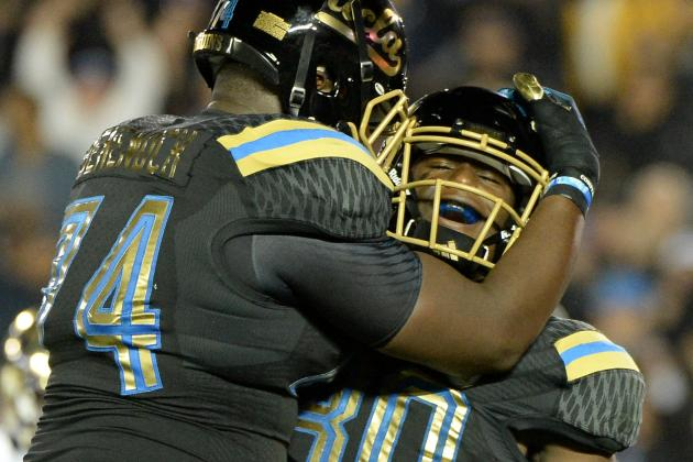 UCLA Takes Care of Business, and Washington, 41-31