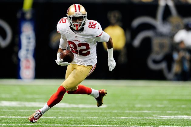 Mario Manningham Will Jump-Start the 49ers Offense Against the Saints