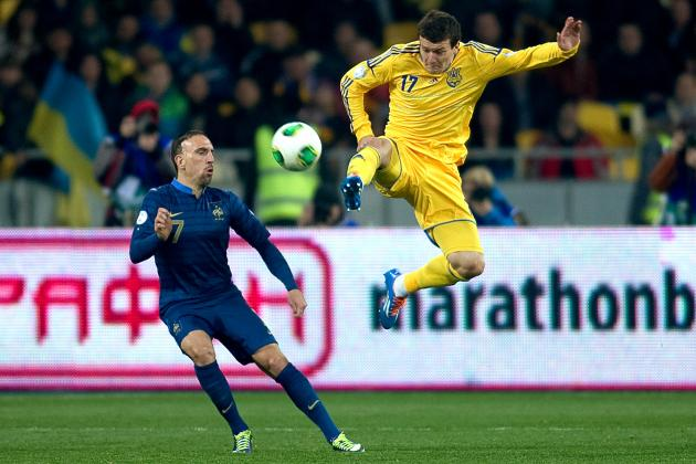 Ukraine vs. France: Changes Both Teams Should Make for Playoff Second Leg