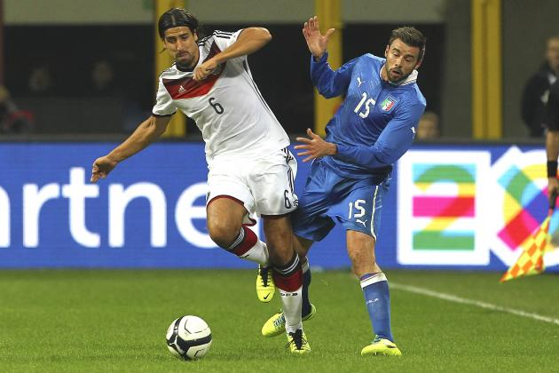 Sami Khedira Injury: Updates on Real Madrid Star's Knee, Likely Return Date