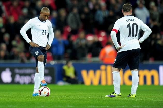 Film Focus: How Mismatched England Were Condemned to 2-0 Defeat by Chile
