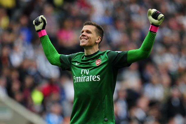 Wojciech Szczesny and Arsenal Agree on Long-Term Contract