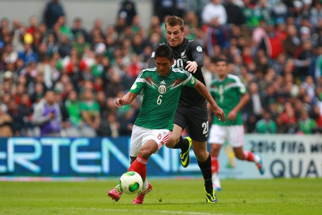 New Zealand vs. Mexico Playoff: Top Storylines in World Cup Qualifier's 2nd Leg